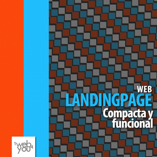 Landing pages 1WEB4YOU